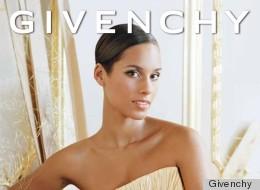 Alicia Keys' Givenchy Ad Is Here