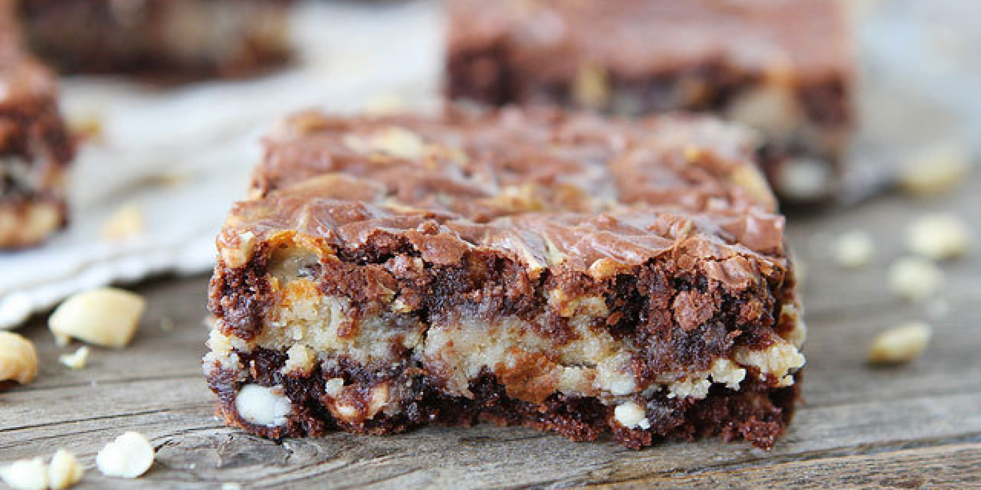 Sweetened Condensed Milk Chocolate Brownies