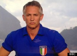 Call That Impartial? Lineker Gets Behind The Italians