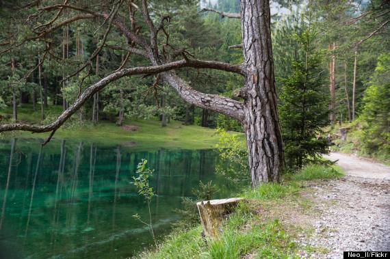 green lake styria