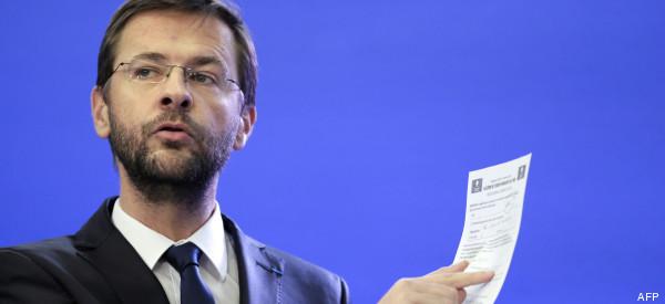 Jérôme Lavrilleux annonce son départ de l'UMP