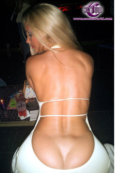 Coco Tweets A Picture Of Her Bare Butt (PHOTOS)