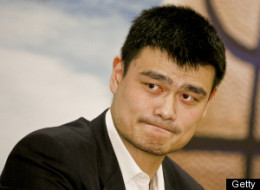 Yao Ming Injured Might Quit