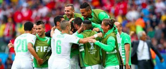 Algérie mondial Corée