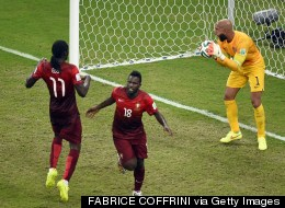 USA Denied At The Death: Varela's 95th Minute Equaliser Saves Portugal