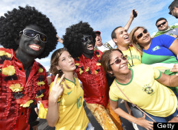 Fifa To Investigate Blacked Up Germany Fans