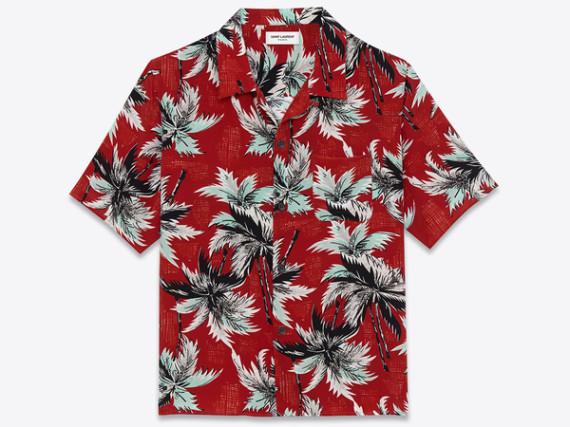 saint laurent chemise