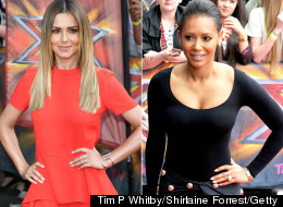 Cheryl Opens Up About Working With Mel B