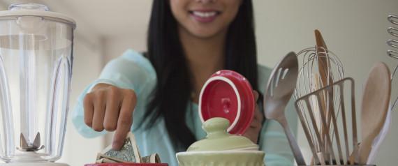 10 id es pour cuisiner pas cher. Black Bedroom Furniture Sets. Home Design Ideas
