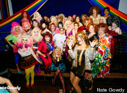 LOOK: Seattle Drag Show Sets A New World Record