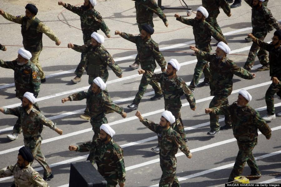 iraq shiite fighters