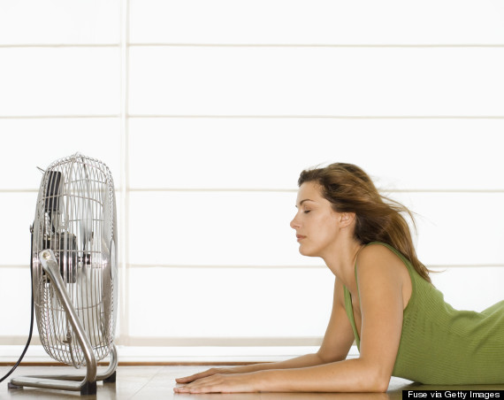 Cooling Fan To Sleep : How to get sleep when you re feeling too hot