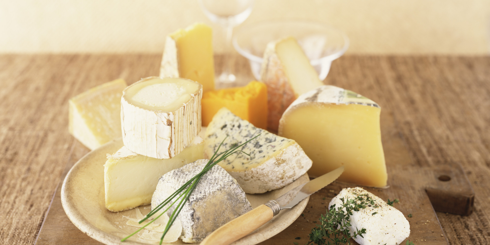 Yes, You Can Still Eat Cheese And Be Healthy. Here's How ...