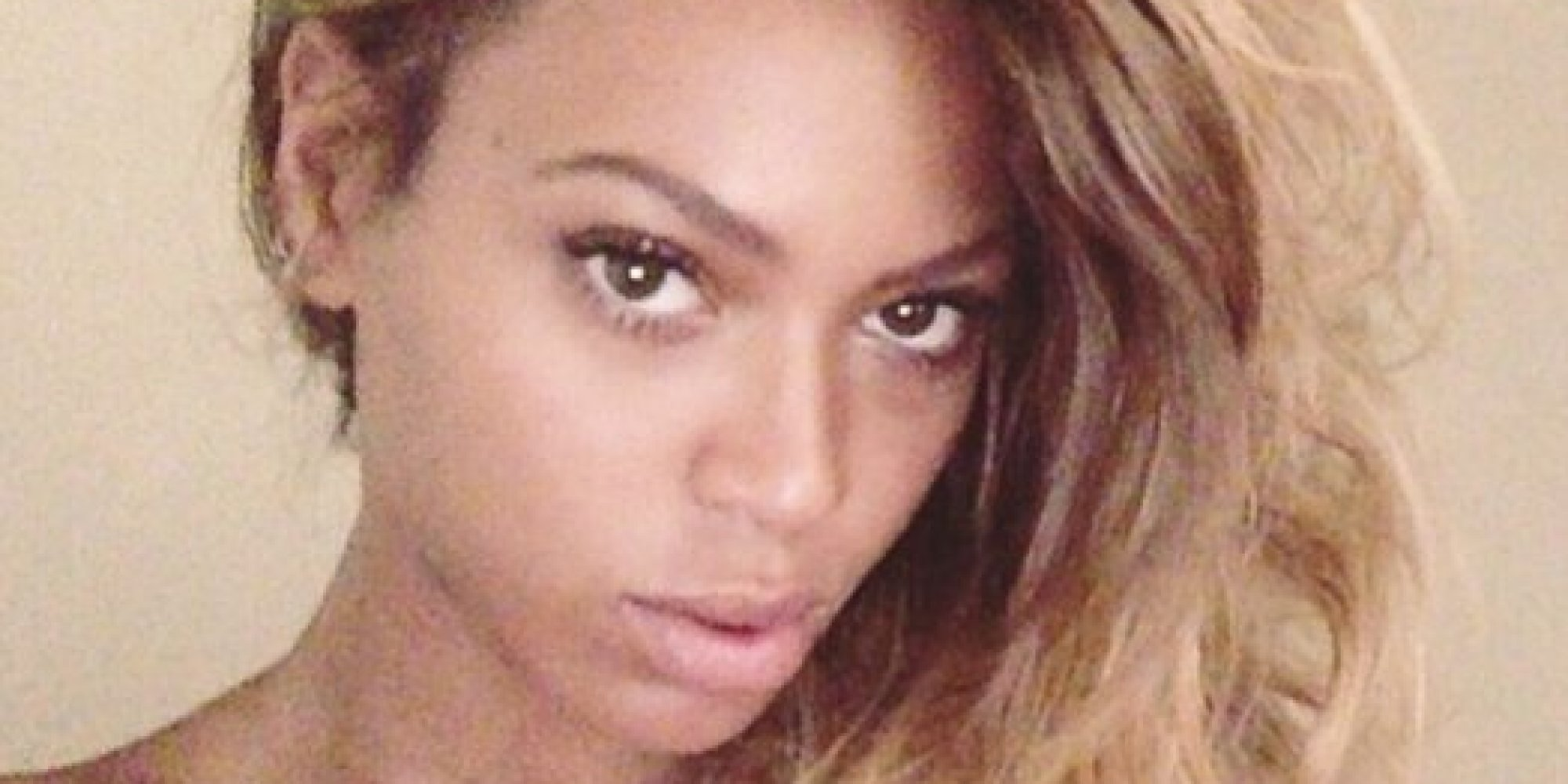 Beyonce Posted The Most Perfect Instagram Selfie Ever Beyonce Instagram