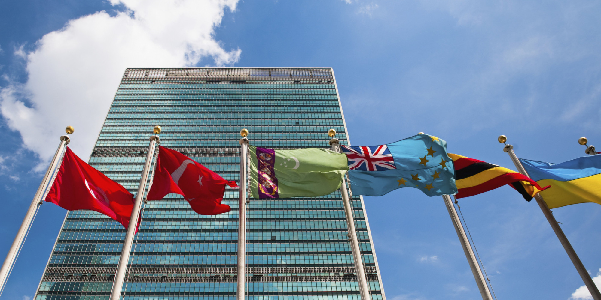 United Nations Flags With Names New Zealand: Ti...