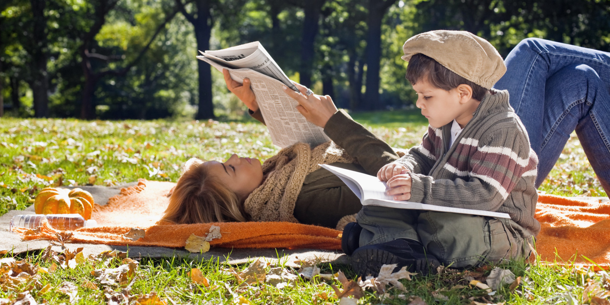 Summer Of Reading: How To Keep Your Kids Reading Once School's Out