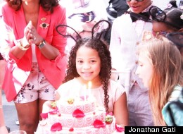 June Ambrose Knows How To Throw A Sweet Soirée
