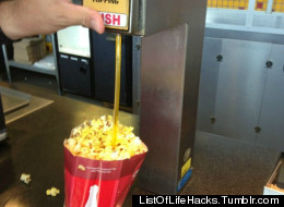 This Is The Only Way To Butter Your Popcorn