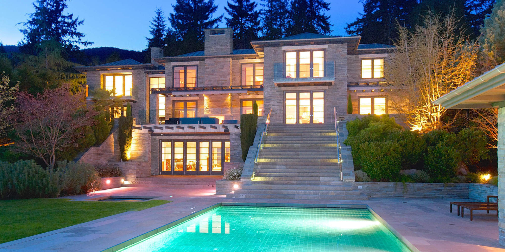 Mobile Homes For Sale Alberta >> Vancouver Real Estate: Jaw-Dropping West Van Mansion For Sale (PHOTOS)