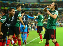 Croatia 1-3 Mexico: As It Happened
