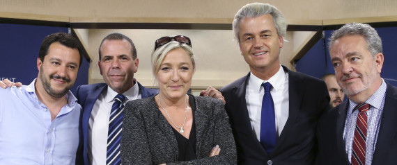 MARINE LE PEN PARLEMENT EUROPEEN