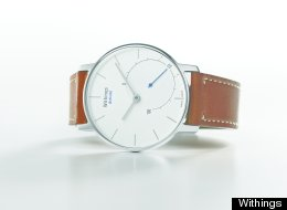 PICS: This Fitness Watch Is Also A Beautiful Regular Watch