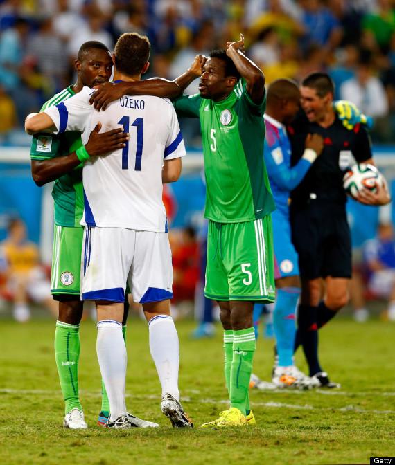 nigeria bosnia referee