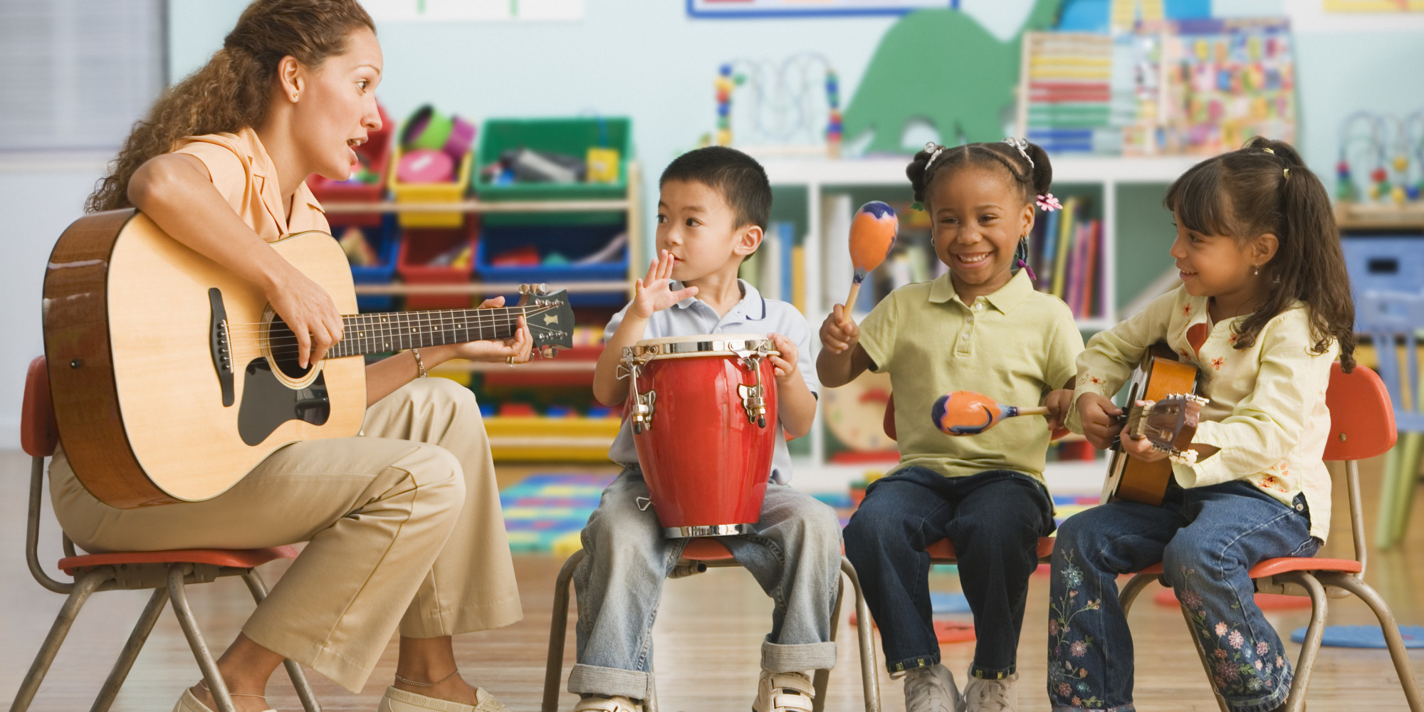 Teaching Music To Children - Lawteched
