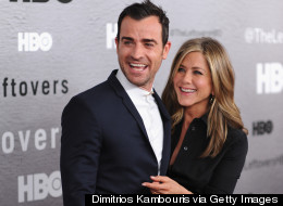 Jennifer Aniston And Justin Theroux Make Rare Red Carpet Appearance