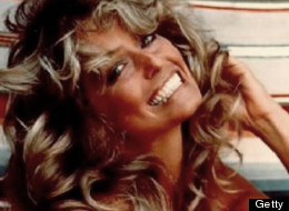 Nobody Smiles Like Farrah Fawcett Did (PICTURES)