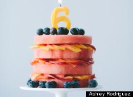 A Fresh Fruit Cake To Get You Through Summer Days