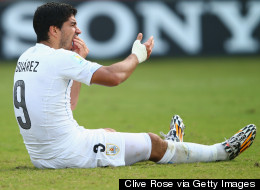 That Handball, Biting, Cheating, Diving And Racial Abusing: Suárez's Career Controversies