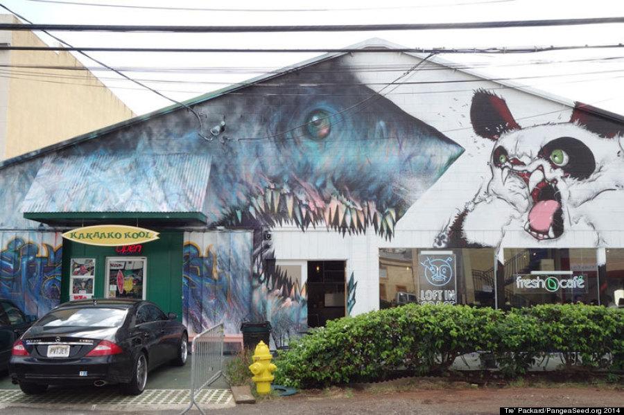shark toof honolulu