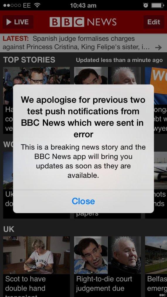 bbc push app
