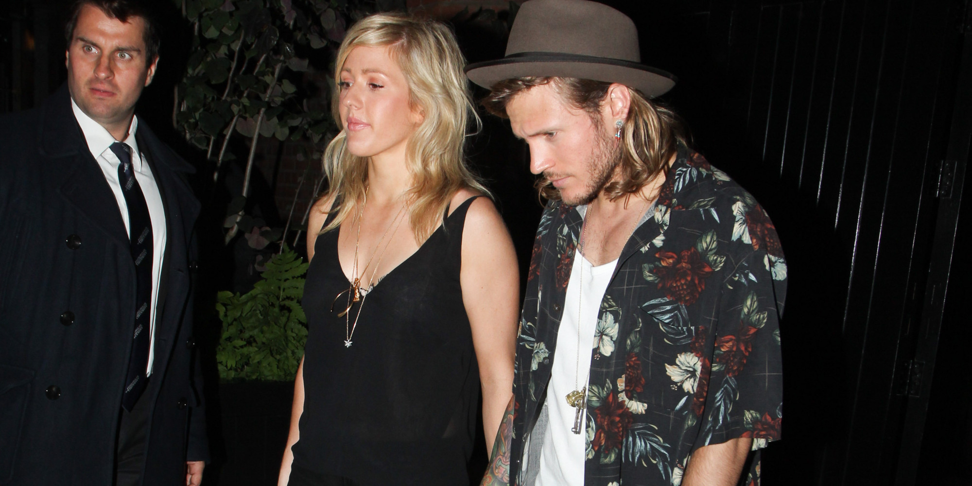 do calvin harris and ellie goulding dating who