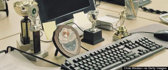 trophy office