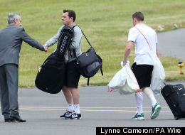 Baines' Guitar Gently Weeps As England Return Home After Dismal World Cup