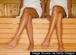 Strip Down And Get Sweaty At Finnair's Unisex Sauna