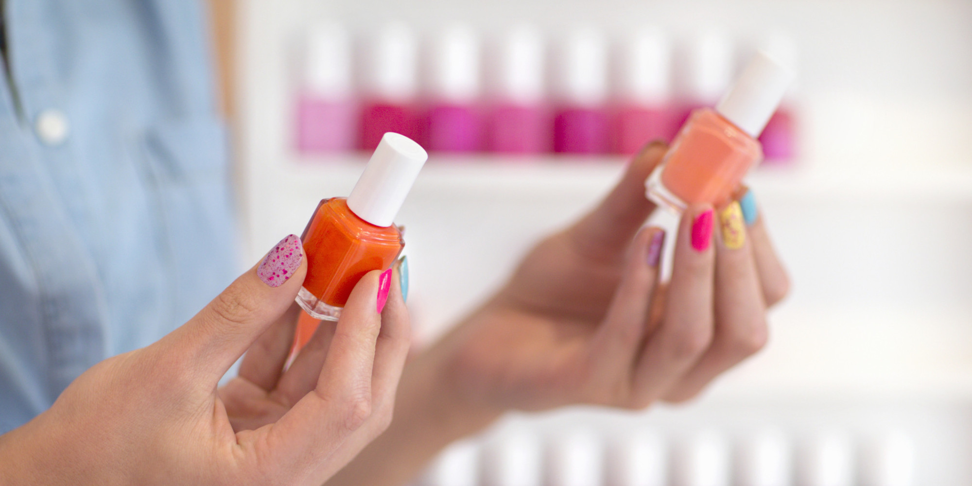 What Your Nail Polish Color Says About Your Personality Huffpost