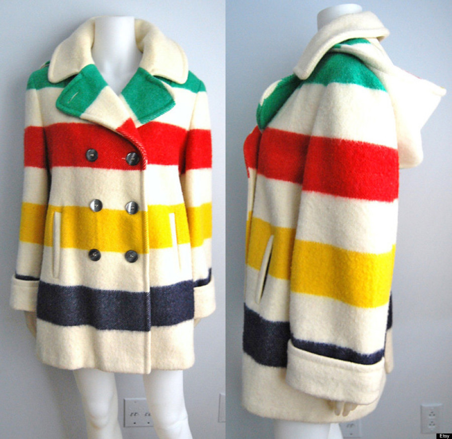 hudson bay stripes