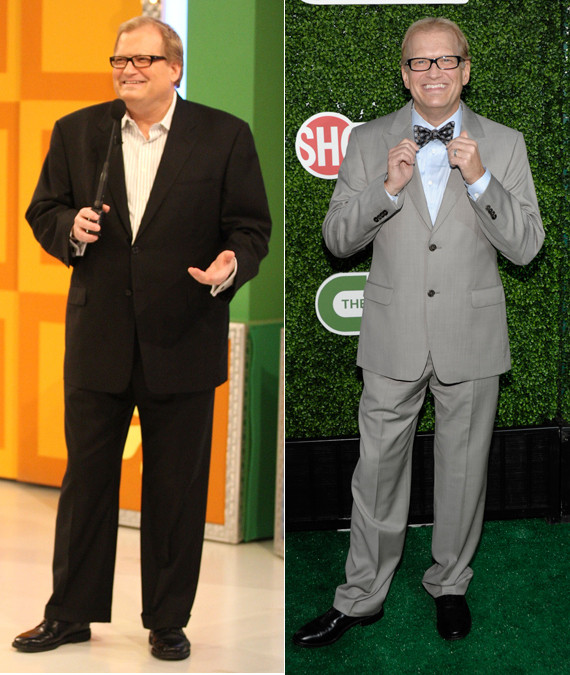 Drew Carey's Massive Weight Loss (PHOTOS)
