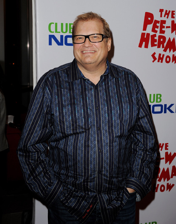 drew carey late late show