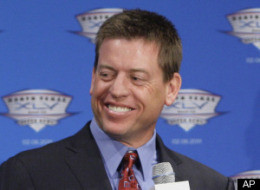 Troy Aikman Dancing With The Stars. Get Sports Alerts