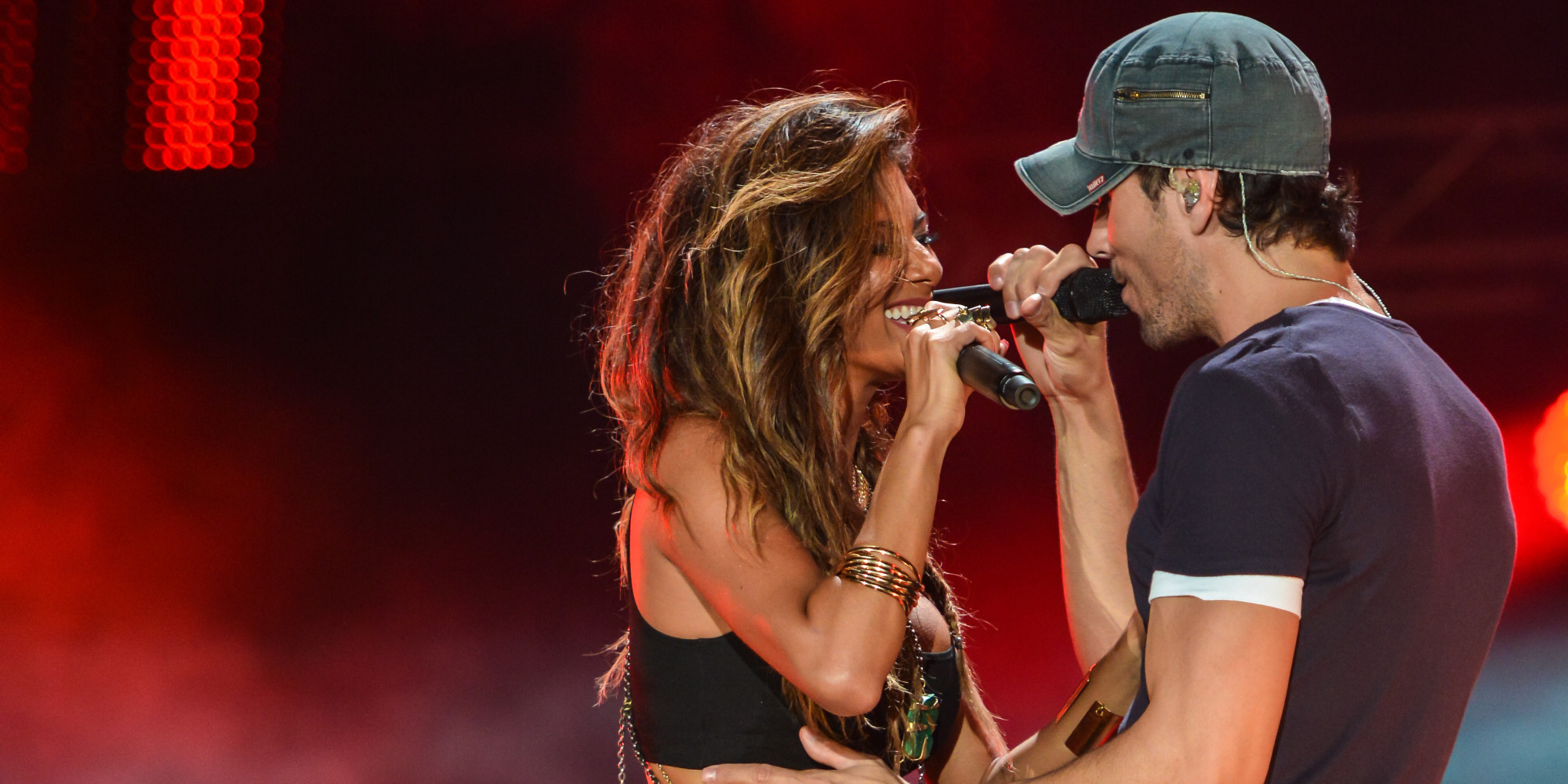 ciara and enrique iglesias dating No, he's dating anna kournikova they've been dating for five years and it's really serious (he has said.