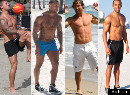 Beach Boys: The 60 Hottest Celebrity Beach Bodies (PICS)