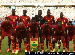 Ghana Throws Key Players Off World Cup Squad
