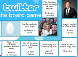 If Twitter Was A Board Game