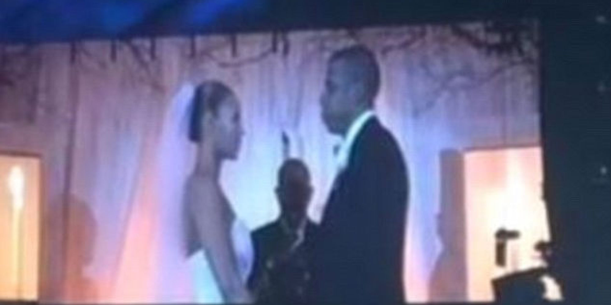 Beyonce, Jay Z Unveil Wedding Video During On The Run Tour