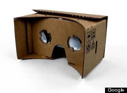 Google's Virtual Reality Headset Is Made Of Cardboard