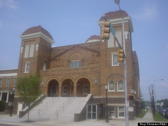 the 16th street baptist church